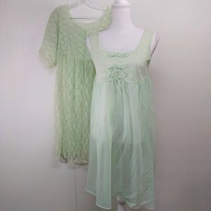 GM Vintage Womens Medium Nylon Lime Green Womens